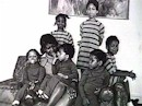 Malcolm X's family (Betty Shabazz)